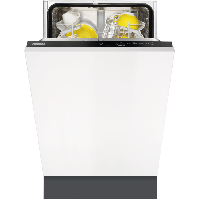 Zanussi - Вбудована посудомийна машина Slimline - ZDV91200FA