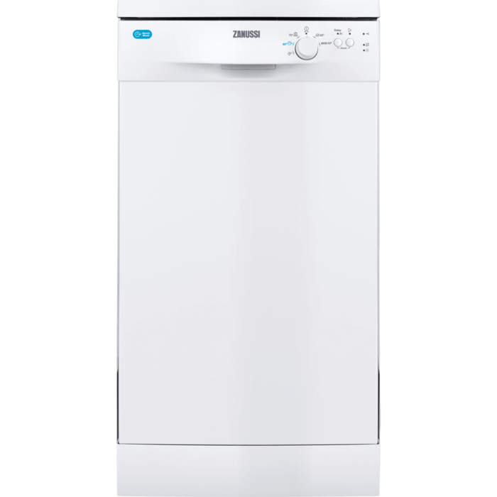 Zanussi - Freestanding slimline dishwasher - ZDS22003WA