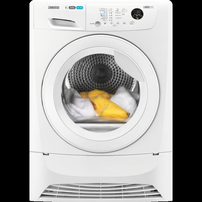 Zanussi - Condenser dryer - ZDC8203W