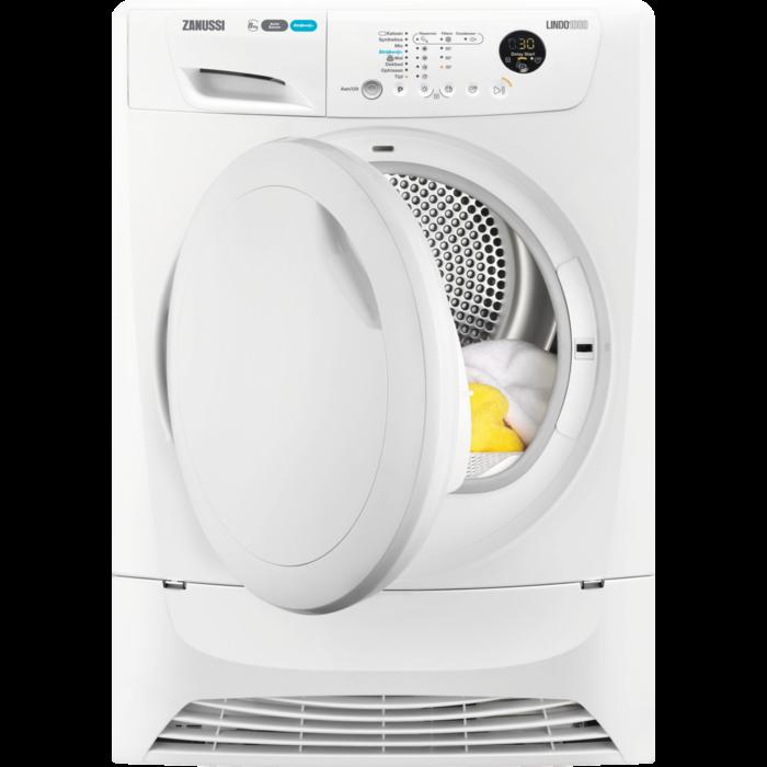 Zanussi - Heat pump dryer - ZDH8333P