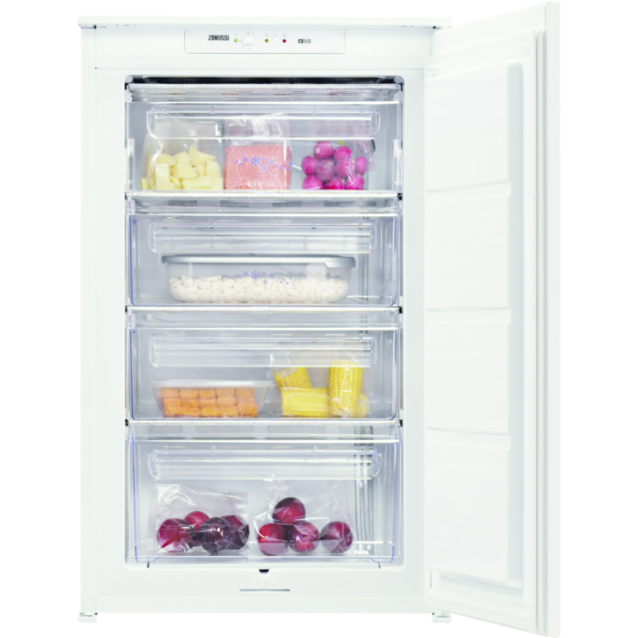 Zanussi - Integrated freezer - ZBF11420SA