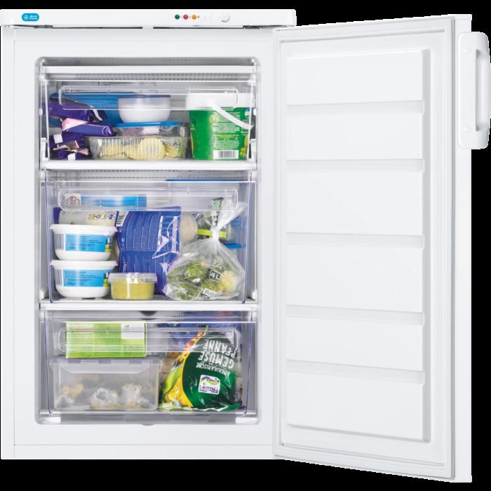 Zanussi - Freestanding freezer - ZFT11112WE