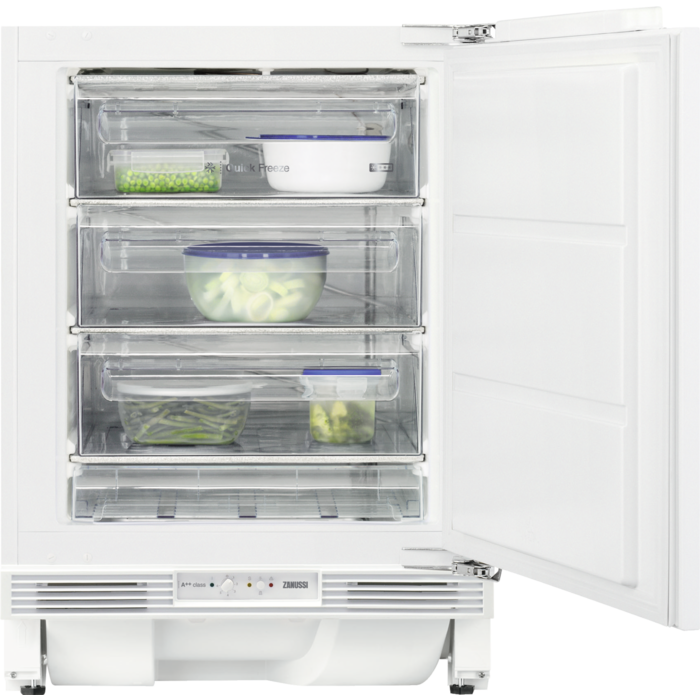 Zanussi - Integrated freezer - ZQF11433DA