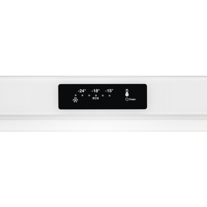 Zanussi - Freestanding freezer - ZFU20223WA