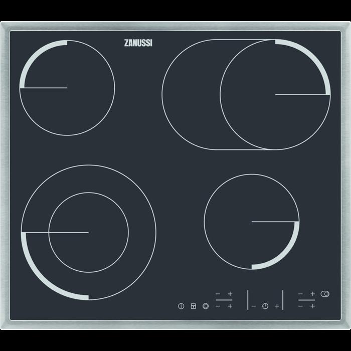 Zanussi - Електрична варильна панель - CPZ6466KX
