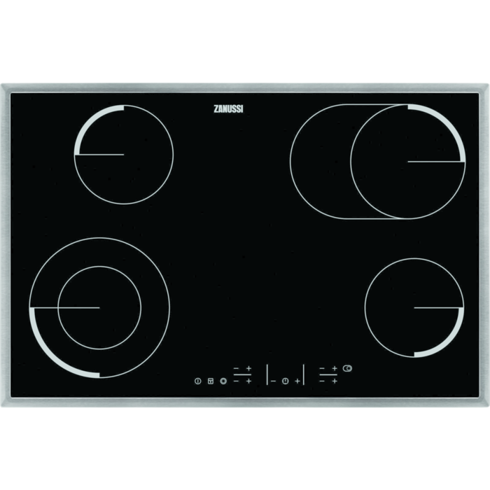 Zanussi - Electric hob - ZEV8646XBA