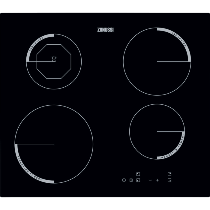 Zanussi - Induction hob - ZEI6840FBV