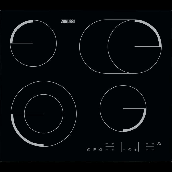 Zanussi - Електрична варильна панель - ZEV56646FB