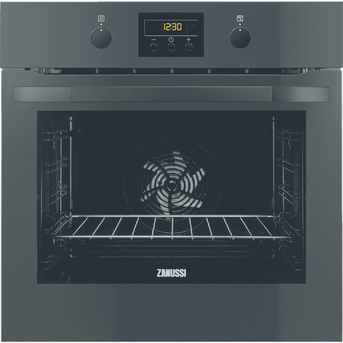 Zanussi - Electric Oven - ZOP37902BK