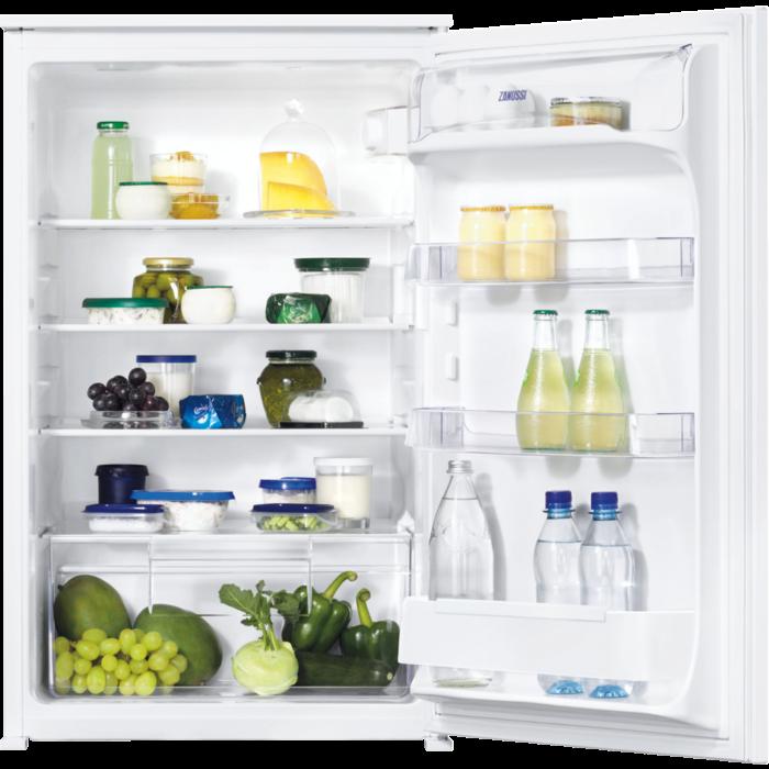 Zanussi - Integrated refrigerator - ZBA15021SA