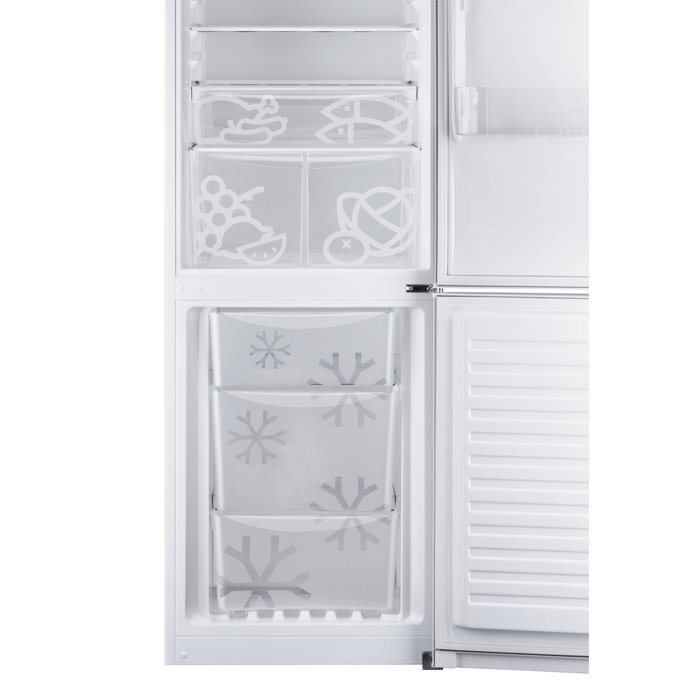 Zanussi - Окремо стоячий холодильник - ZRB34214WA