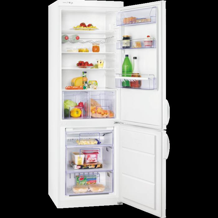 Zanussi - Freestanding fridge freezer - ZRB934EW
