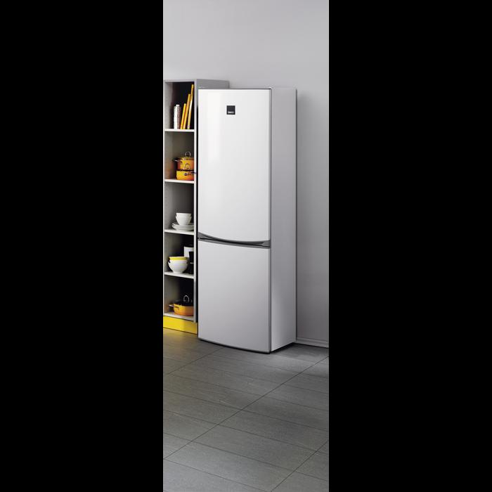Zanussi - Freestanding fridge freezer - ZRB38212WA