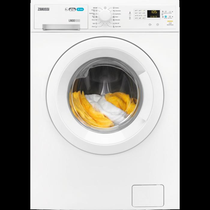 Zanussi - Freestanding washer dryer - ZWD81660NW