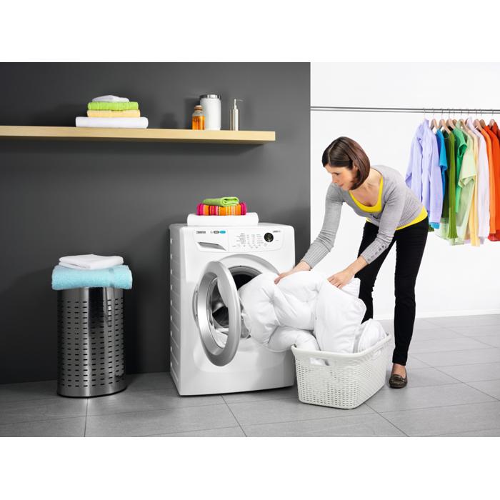 Zanussi - Front loader washing machine - ZWF81463WR
