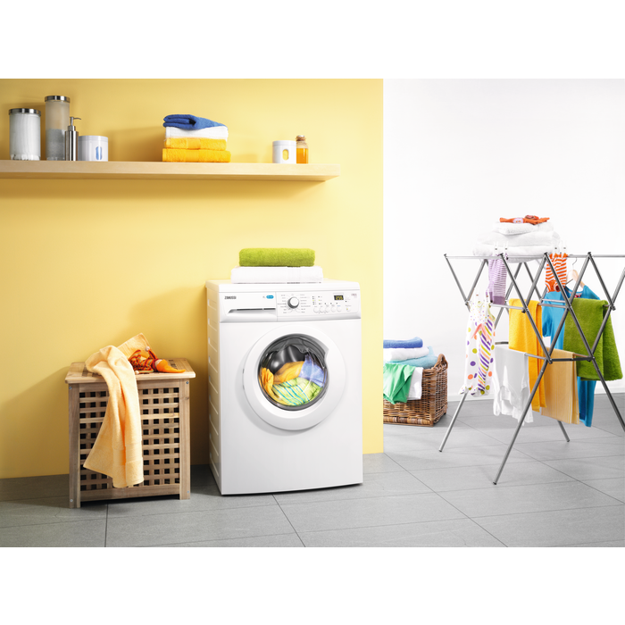 Zanussi - Front loader washing machine - ZWF71243W