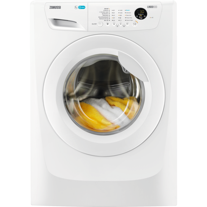 Zanussi - Front loader washing machine - ZWF71463W