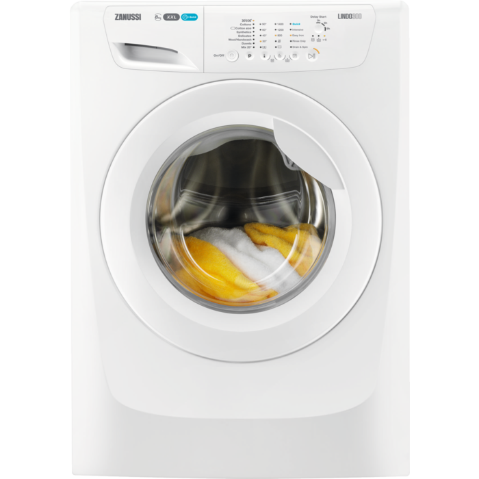 Zanussi - Front loader washing machine - ZWF81460W