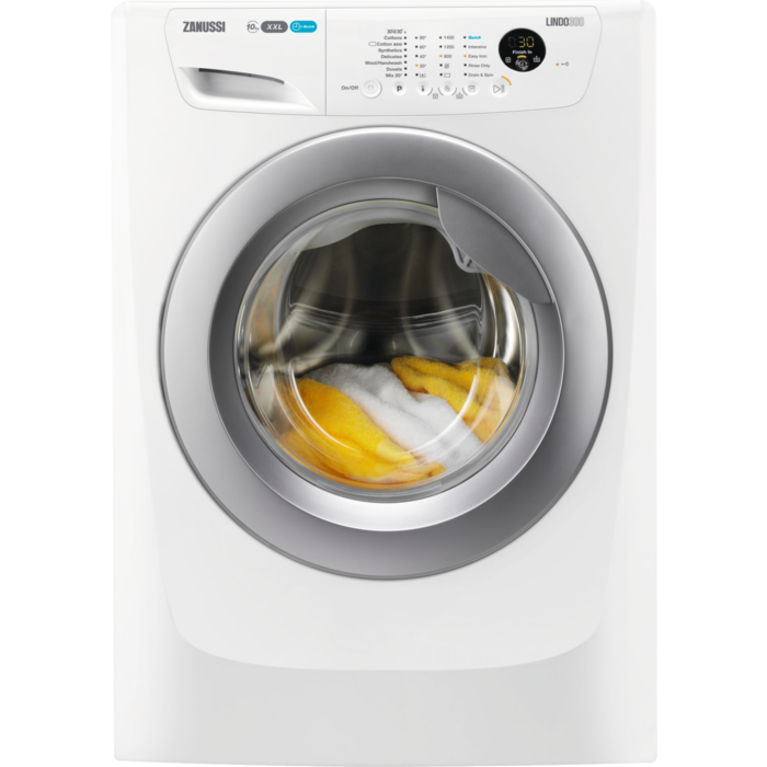 Zanussi - Front loader washing machine - ZWF01483WR