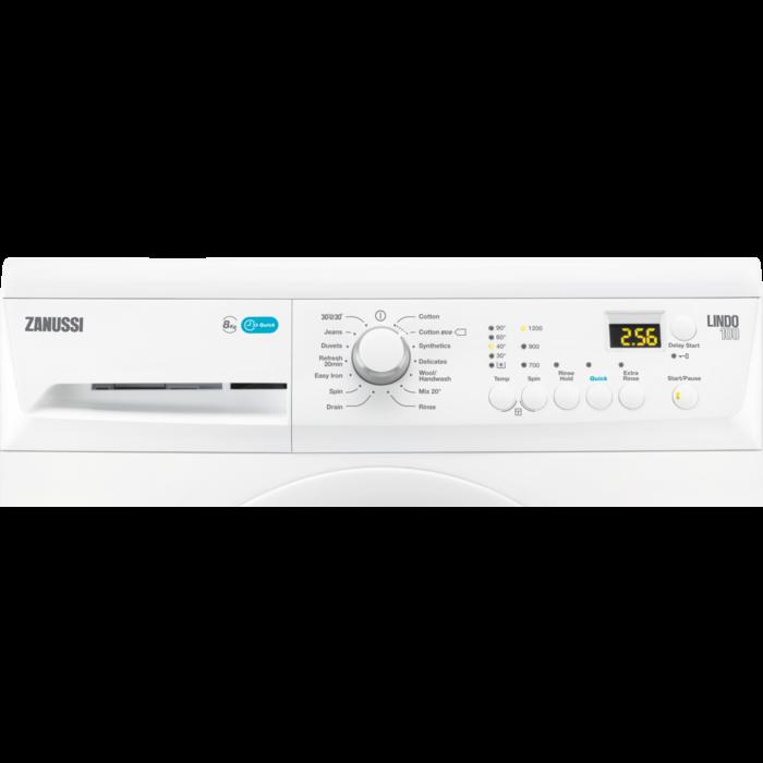 Zanussi - Front loader washing machine - ZWF81243W