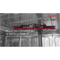AEG - Lave-vaisselle encastrable - F88705VI1P