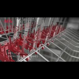 AEG - Lave-vaisselle encastrable - F56369IM0