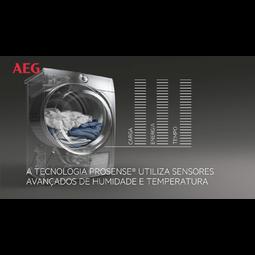 AEG - Secador bomba de calor - T7DBG831
