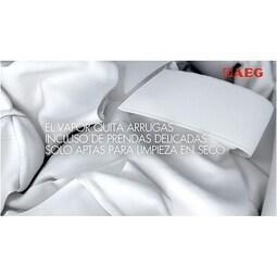 AEG - Lavadora de carga frontal - L73480VFL