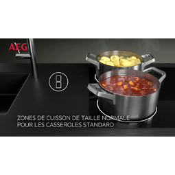 AEG - Table induction - HC452400EB