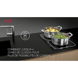 AEG - Table induction - HKP65410FB