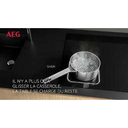 AEG - Table induction - HKP65310FB