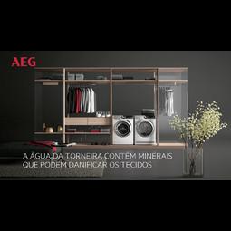 AEG - Máquina de lavar carga frontal - L9FEC942