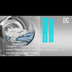 Electrolux - Suszarka z pompą ciepła - EDH3498RDE