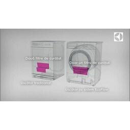 Electrolux - Uscător cu condensare - EDC2086GW3