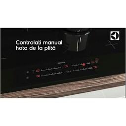 Electrolux - Plită cu inducţie - EHR8540FHK