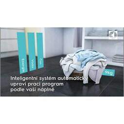 Electrolux - Pračka s předním plněním - EWS1054NDU