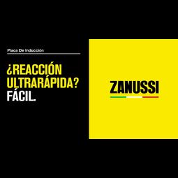Zanussi - Placa de inducción - ZEI6632XBA