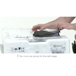 Electrolux - Газовая варочная панель - GPE363FB