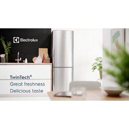 Electrolux - Combină frigorifică independentă - EN3852JOW