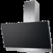 Kaminhaube 90 cm, Bedienung über Touch Control, 3 Leistungsstufen + Intensivstufe, Randabsaugung, LED Beleuchtung, 2 Aluminium-Fettfilter