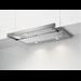 Flachschirmhaube 60 cm, Bedienung über Schiebeschalter, 3 Leistungsstufen, LED Beleuchtung, 2 Aluminium-Fettfilter, automatisches Ein-&Ausschalten bei Betätigung der beweglichen Filterfläche