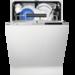 vollintegrierbarer Geschirrspüler 60 cm, 13 Maßgedecke, 2 SoftSpikes, 5 Programme, Sonderfunktion: Hygiene Plus, Startzeitvorwahl 1-24 Stunden, XtraDry, AirDry, XXL-Innenraum, Selbstreinigendes Sieb, Aqua Stopp, Energielabel A++, 46 dB, 10,5 l