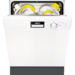 Energieeffizienzklasse A+, 51 dB, 11 L, 1,02 kWh, 12 Maßgedecke, 5 Programme, 3 Temperaturen, 3 Stunden Startzeitvorwahl