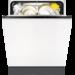 Lavavajillas Integrable A+, Indicadores LED,  5 prg. /  3 temp., Quickwash 30min., Intensivo 70°, Media Carga, 12 cubiertos, 51 dB(A)