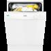 Enkel opvaskemaskine med nem betjening og stor kapacitet. Kan rumme op til 13 standard kuverter.