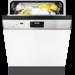Máquina de lavar loiça, 13 Talheres, 7 prog. 4 temp, Display 3 dígitos, Início diferido até 24h, A++A