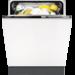 Energieeffizienzklasse A+, 47 dB, 11 L, 1,05 kWh, 13 Maßgedecke, 7 Programme, 4 Temperaturen, XtraDry, AutoOff, 1–24 Stunden Startzeitvorwahl, geeignet für den Hocheinbau