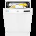 Rummelig opvaskemaskine med plads op til 13 kuverter. Bløde Soft Spikes gummipigge beskytter dine glas mens AutoOff funktionen slukker helt for maskinen efter endt opvask.