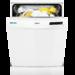 Lavavajillas con Display LCD, 5 programas a 4 temperaturas, Auto 45-70, Intensivo 70°, Inicio diferido, AutoOff, 13 cubiertos, 48 dB, Clase A+