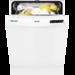 Rummelig opvaskemaskine til underbygning med plads op til 13 standardkuverter. Mulighed for udskudt start 1-24 timer. Med AirDry lufttørringsteknologi for suveræne tørreresultater hver gang.
